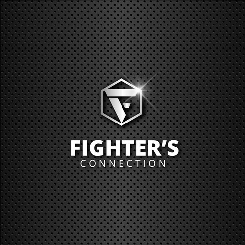 Fighters Connections LOGO MMA