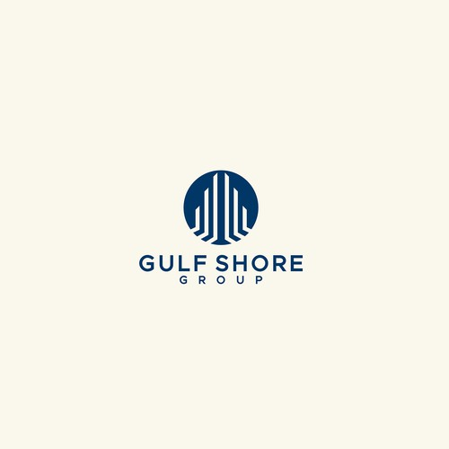 logo for gulf shore group