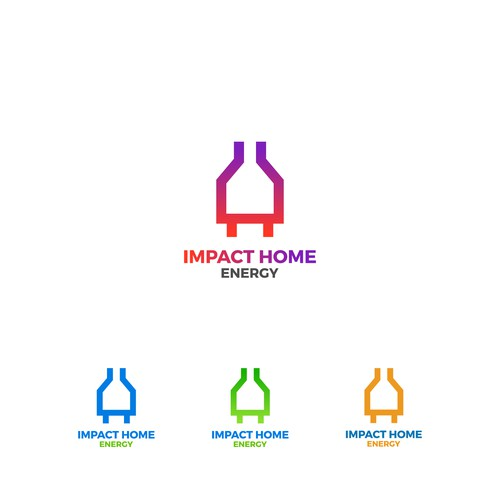 Logo design for home energy products