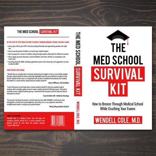 Medical School Book Cover