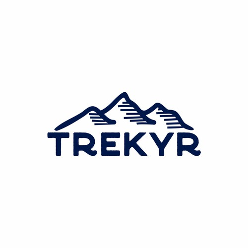 Minimalist design for Trekyr