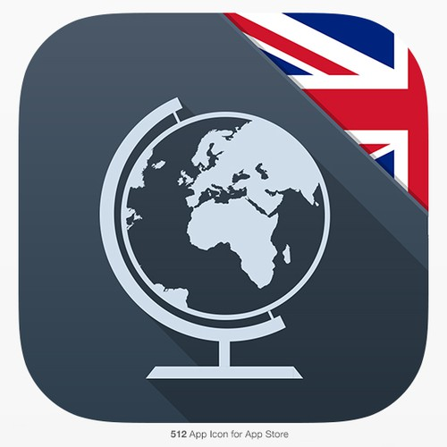 App Icon for Language Learning App