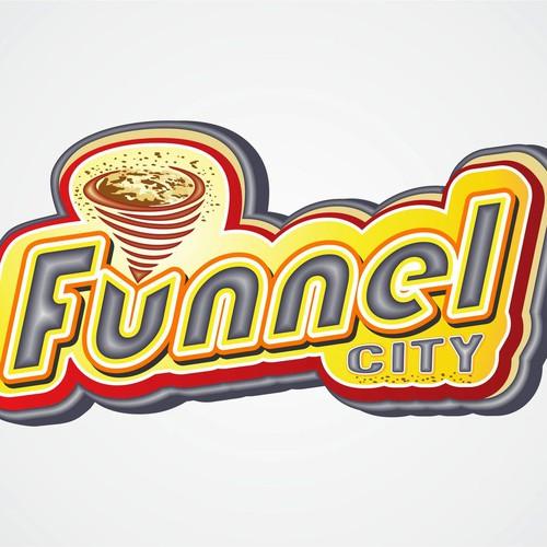 Funnel City food TRUCK needs a LOGO