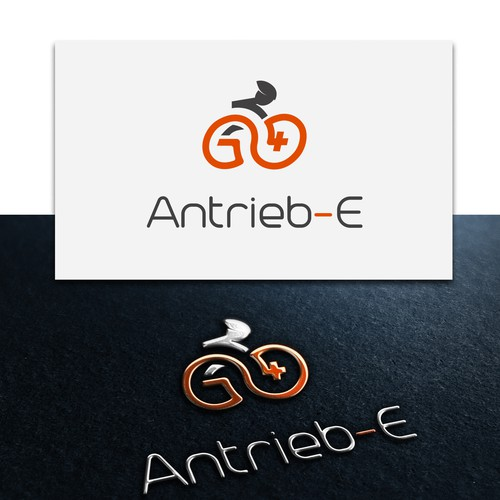 Corporate Identity for an Electronic Bicycle Shop (bikes powered by electricity)