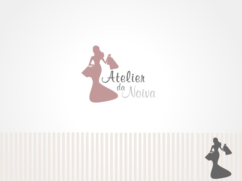 Be My Designer: Fashionable Logo Needed for Bridal Products