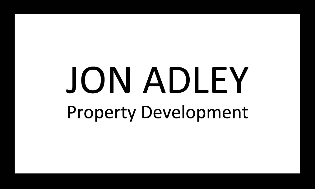 Jon Adley need an impressive business card to wow potential investors