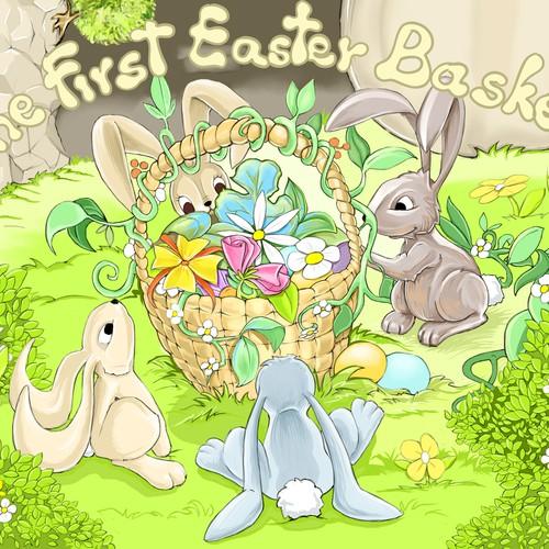 illustration for children story