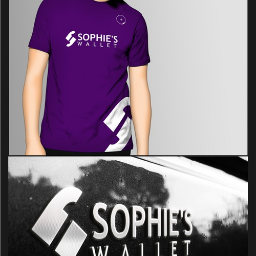 Help Sophie's Wallet with a new logo