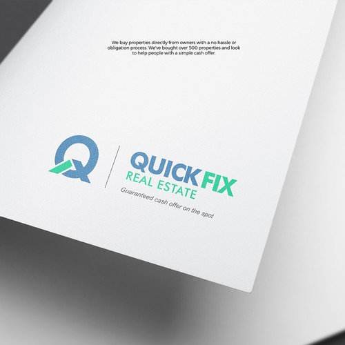 Quick Fix Logo Concept