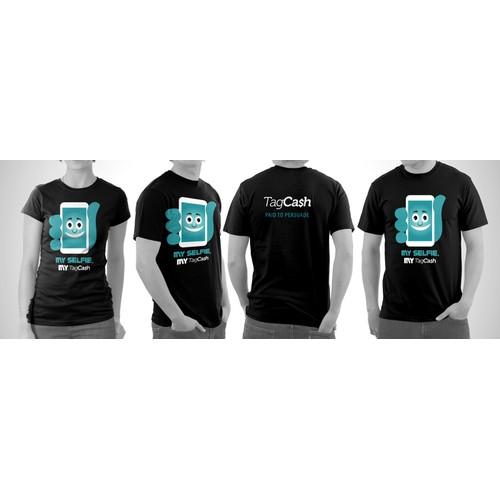 TagCa$h Ultimate T-Shirt Design Contest!!!