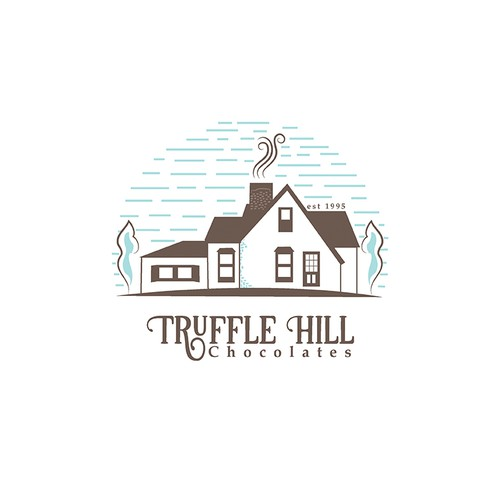 logo for truffle hill