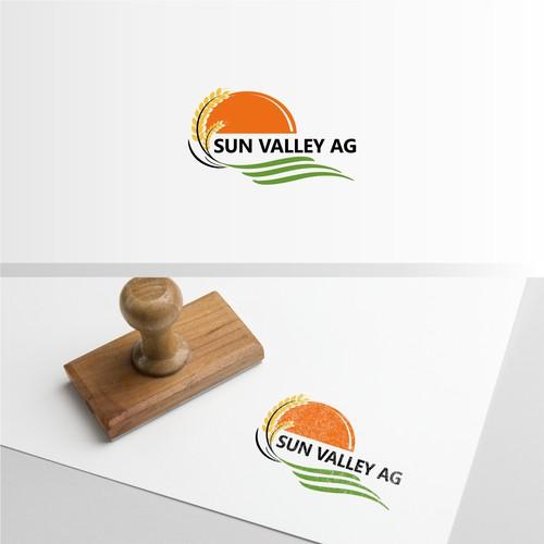 Simple Logo Foe Sun Valley AG