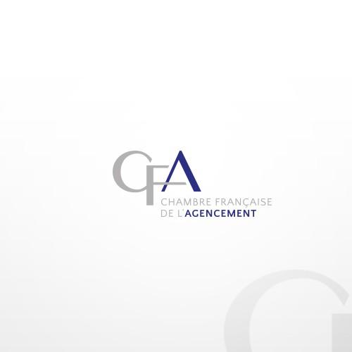 Logo - Chambre Française de l'Agencement (CFA)