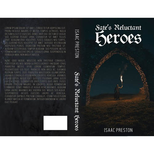 Fate reclutant heroes cover.
