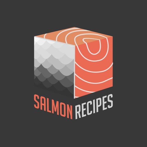 Logo prop for Salmon Recipes