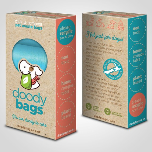 Box Design for Pet Products