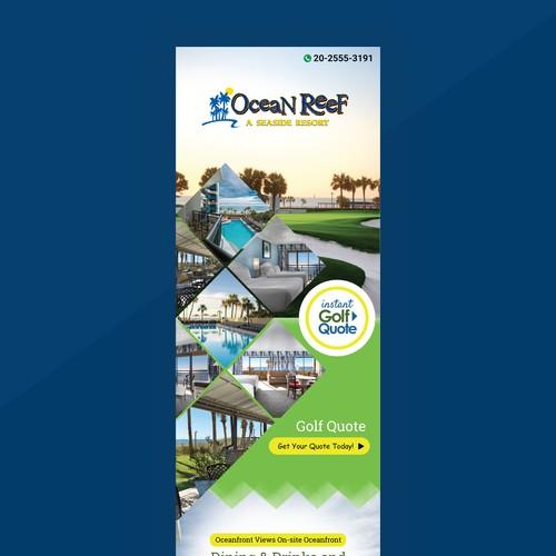 Ocean Reef Email Design