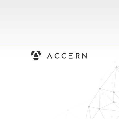 logo for accern