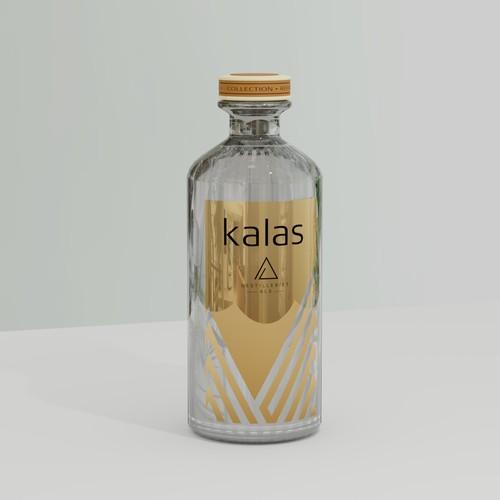 3D bottle design