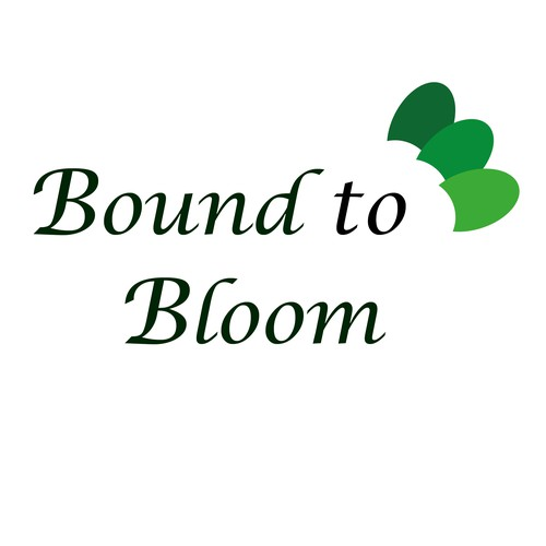 Logo Bound to Bloom