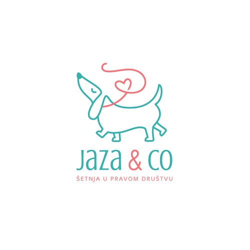 Logo for pet sitting business