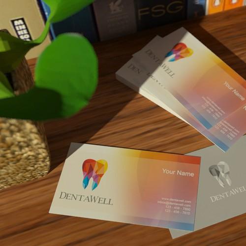 dentawell businesscard