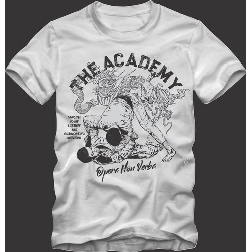 the academy tees