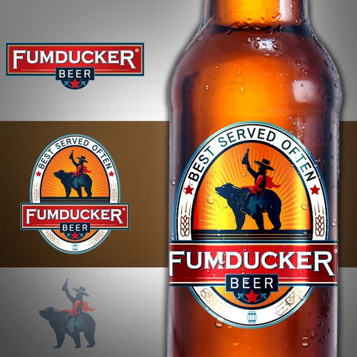 Fumducker Beer needs a new logo