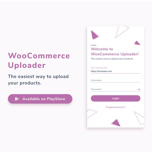 WooCommerce Uploader