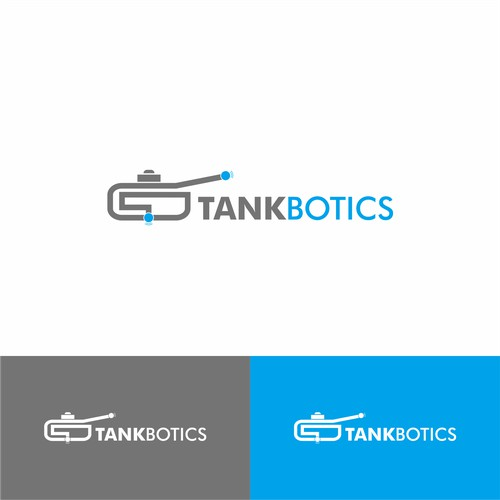 logo concept for TankBotic