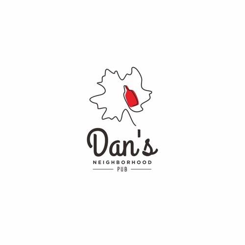 Dan's Logo