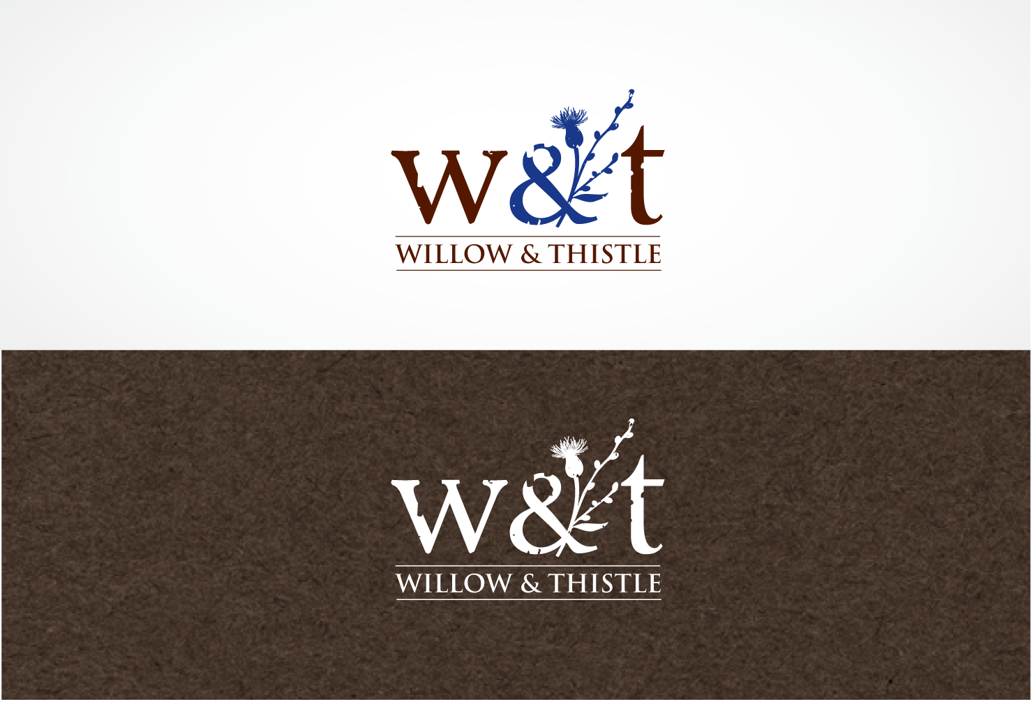 New logo wanted for Willow & Thistle