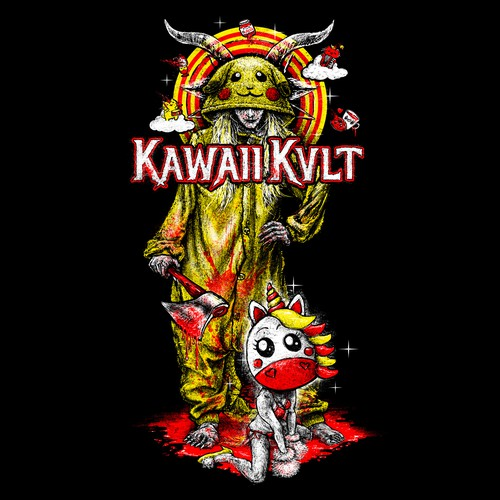 KAWAII KVLT by RIFFSHOP