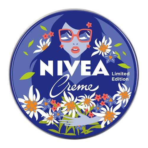 Nivea Switzerland limited edition