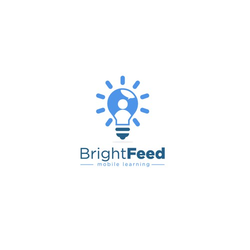 BrightFeed logo
