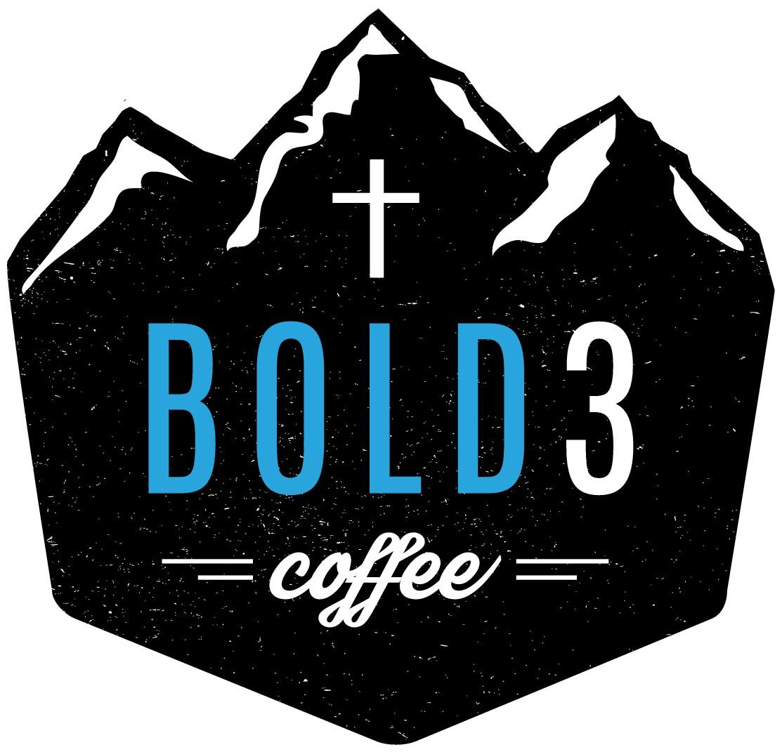 BOLD3 Coffee Logo