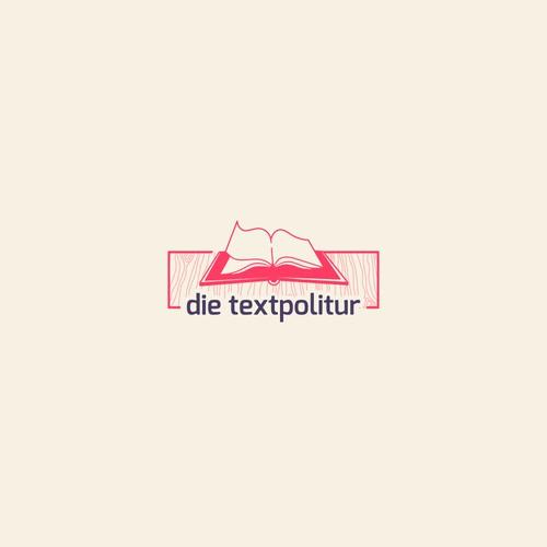 Logo Design for Die Textpolitur