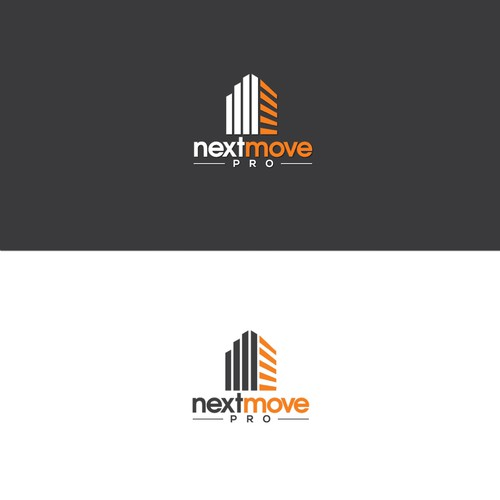 A logo for the company who helps the real estate agents manage and organize their business goals and real estate transactions.
