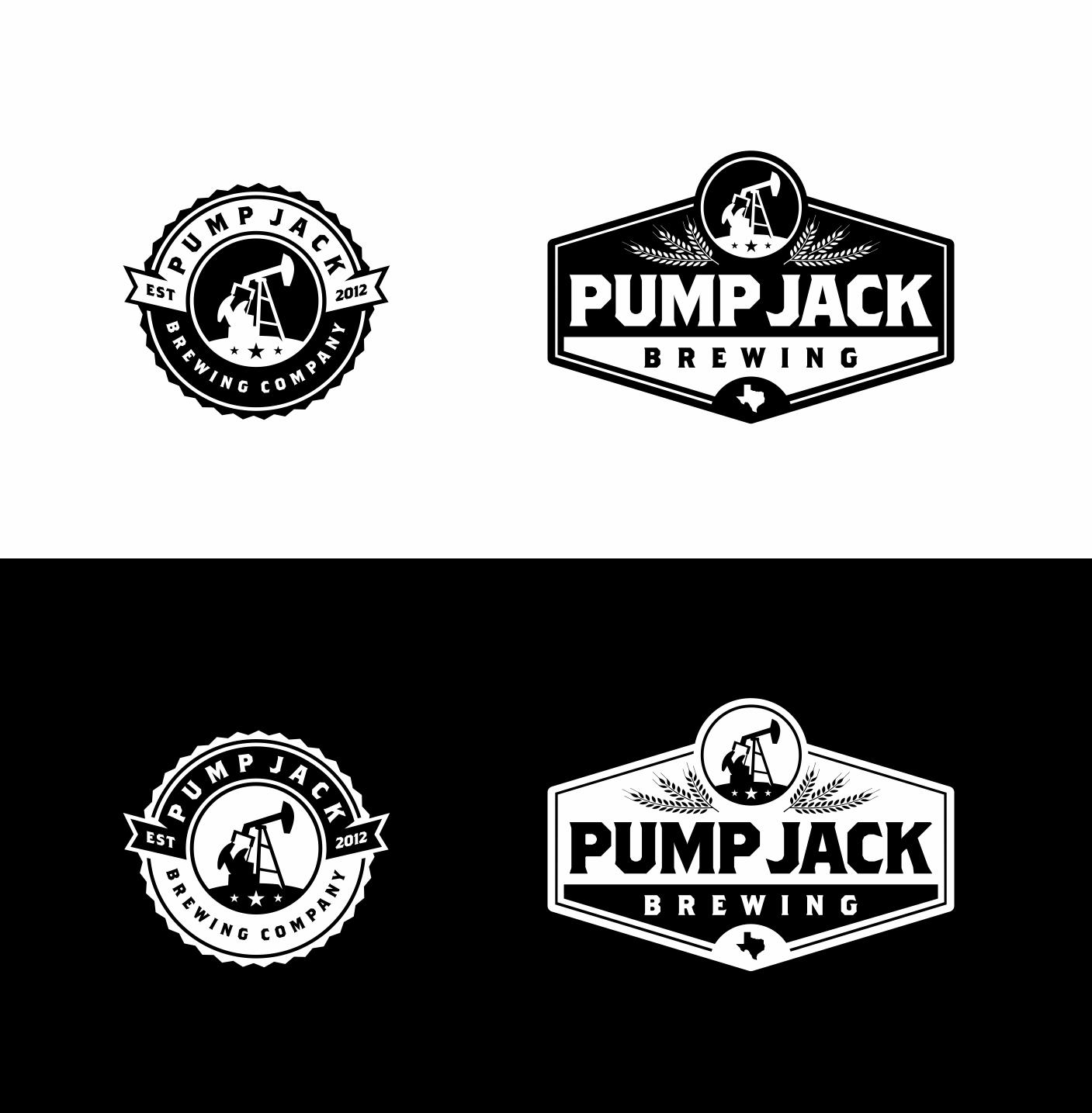 Pump Jack Brewing Company needs a new logo