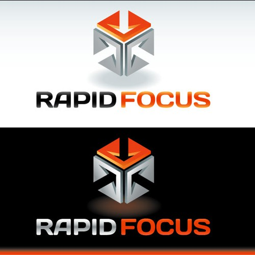 cutting edge logo design for aggressive, audio program