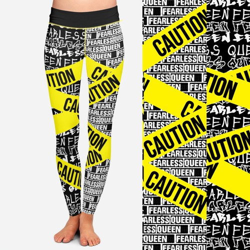 Edgy Legging Design