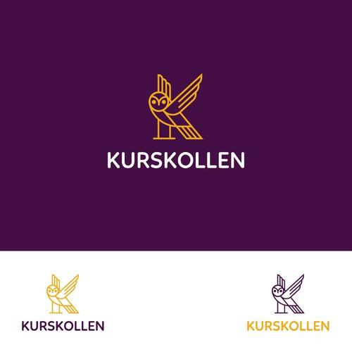 K owl logo