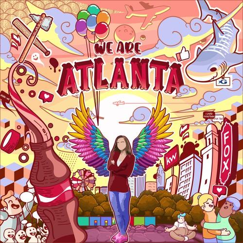 Wall Art Atlanta
