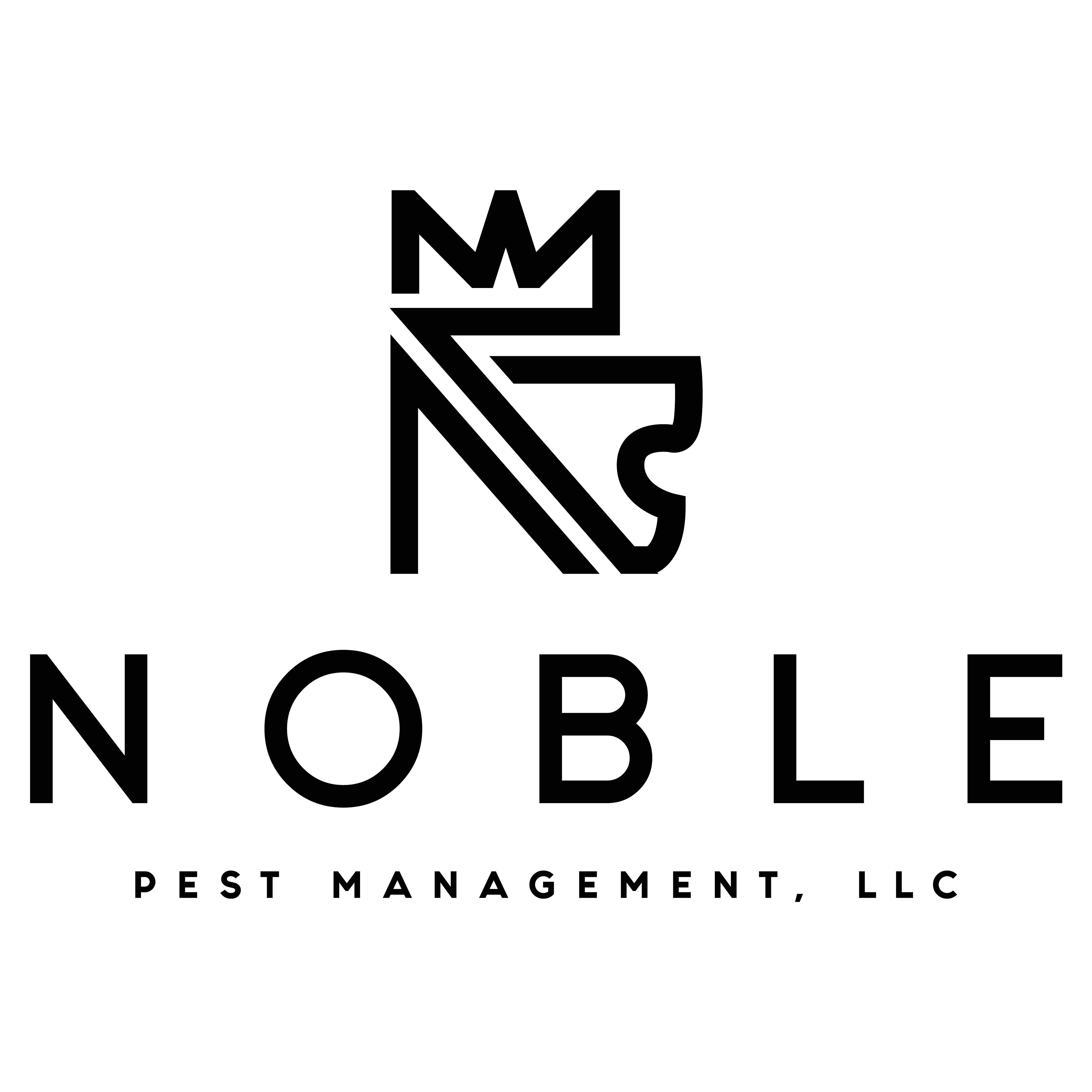 Create a Unique Logo for Noble Pest Management, LLC