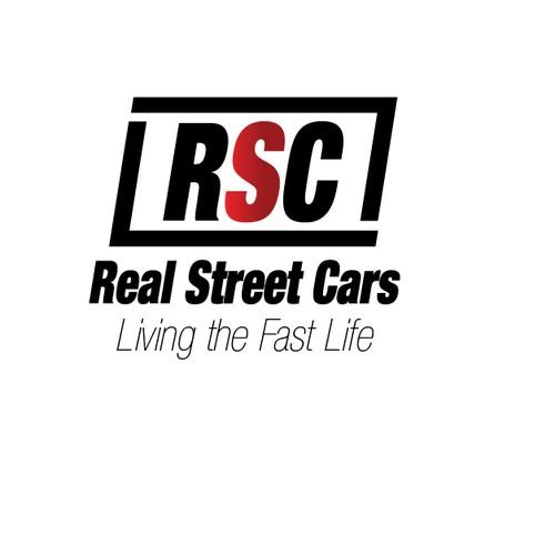Automotive entertainment website needs a modern logo