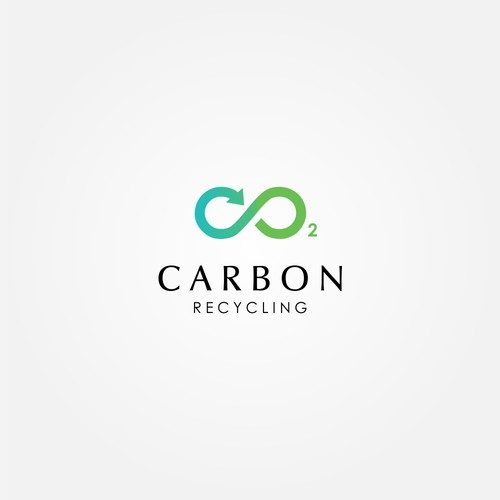 Logo concept for Carbon Recycling