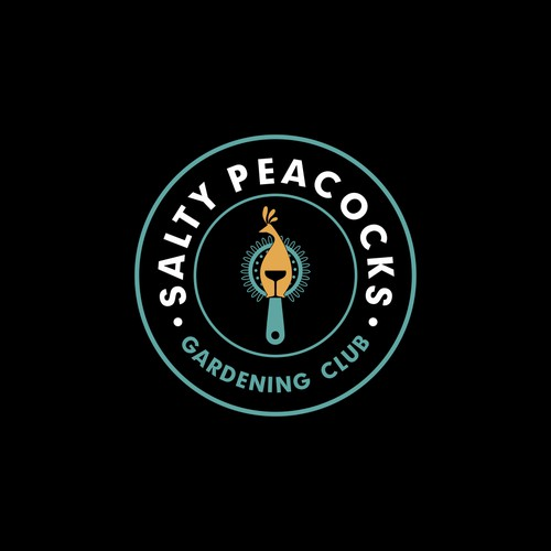 SALTY PEACOCKS