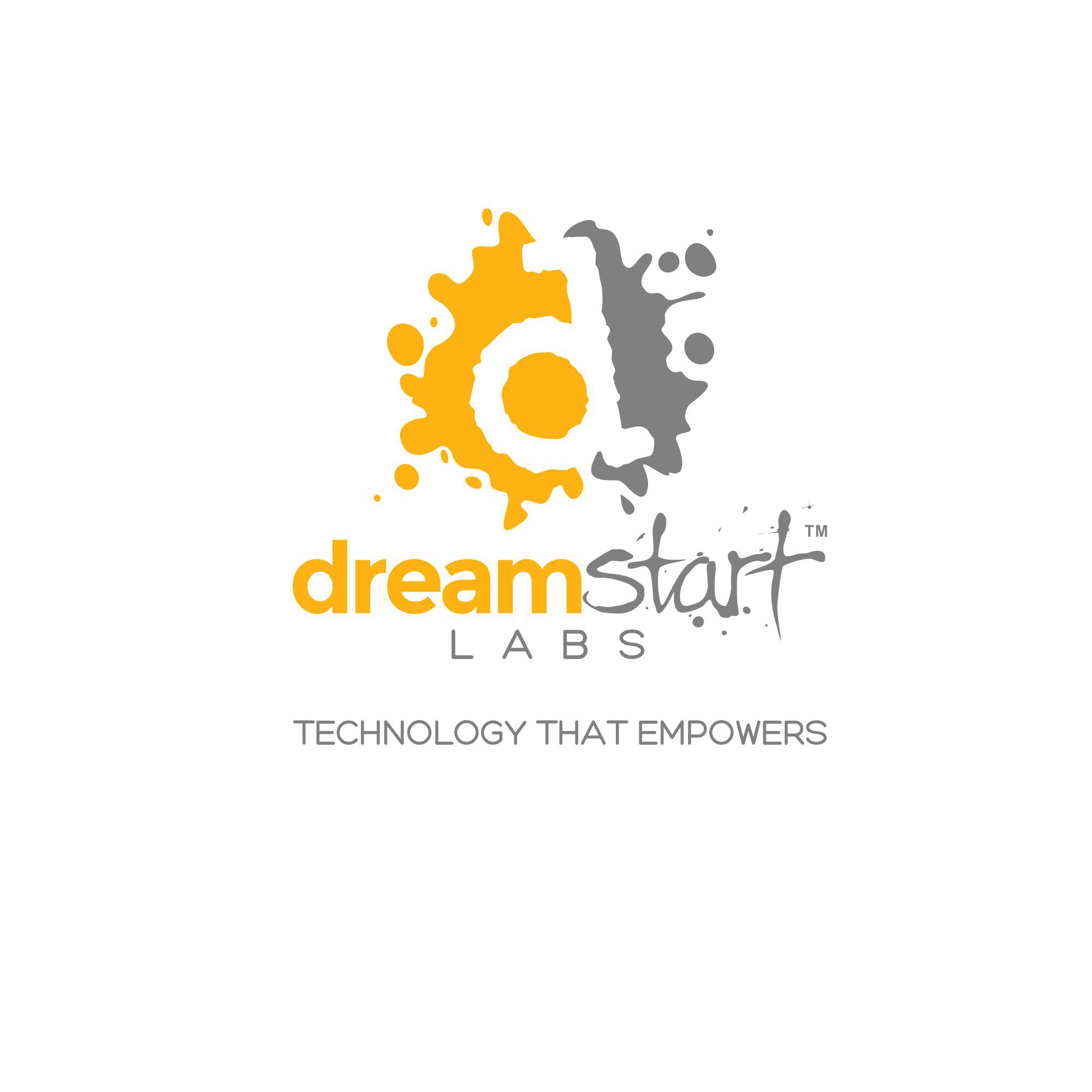 DreamStart Labs Logo - innovative new tech startup empowering people in poverty