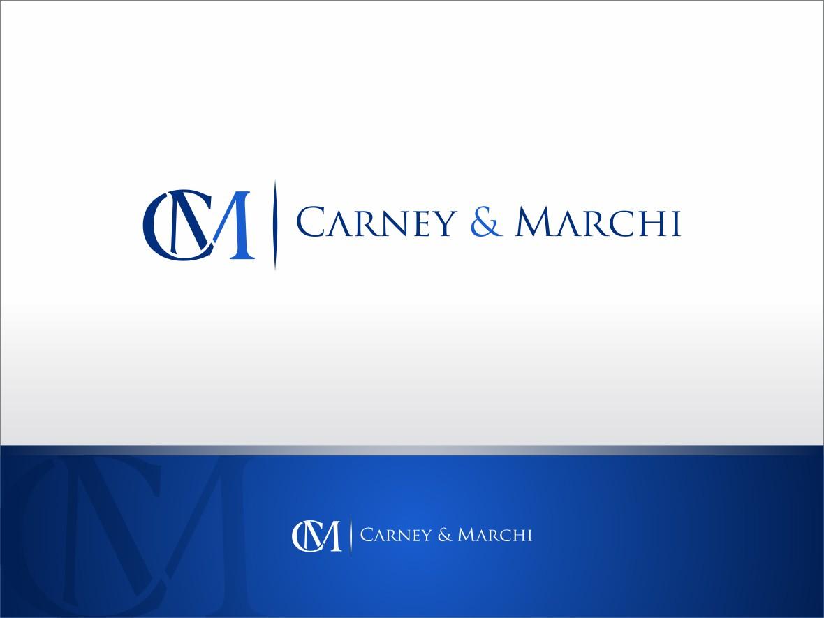 Carney & Marchi needs a new logo