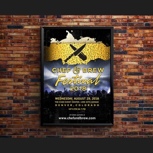 Chef & Brew Festival 2018